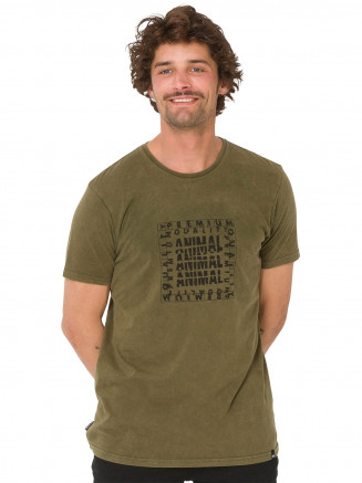 Mens Durley Tshirt Green