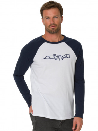 Mens Action Tshirt White