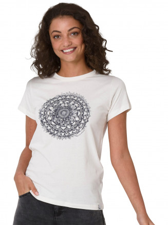 Womens Mandila Tshirt Neutral