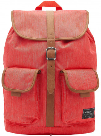 Womens Elevate Backpack Red
