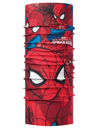 Kids Superheroes Spiderman Approach Original Red