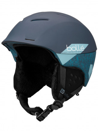 Mens Womens Synergy Helmet Blue
