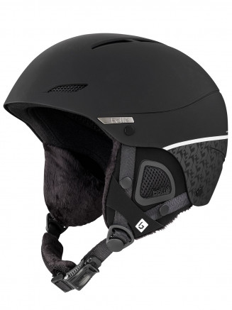 Mens Womens Juliet Helmet Black
