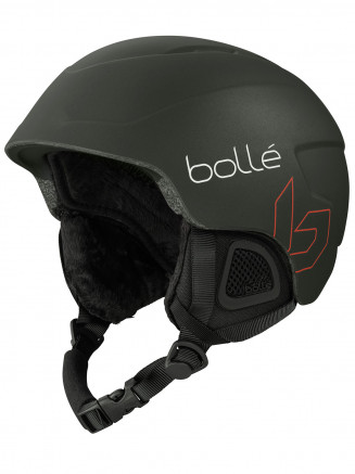 Mens Womens B-lieve Helmet Green