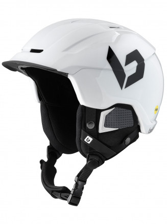 Mens Womens Instinct Mips Helmet White