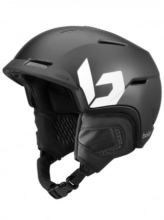 Mens Womens Motive Helmet Black