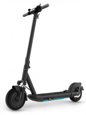 Mens Womens L9 Electric Scooter Black