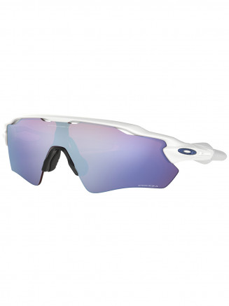 Mens / Womens Radar EV Path Sunglasses Polished White - Prizm Snow Lens