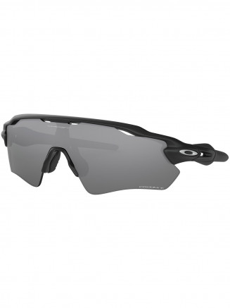Mens / Womens Radar EV Path Sunglasses Matte Black - Prizm Black Polarized Lens