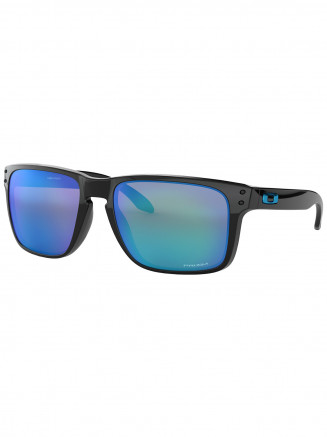 Mens / Womens Holbrook XL Sunglasses Polished Black - Prizm Sapphire Lens