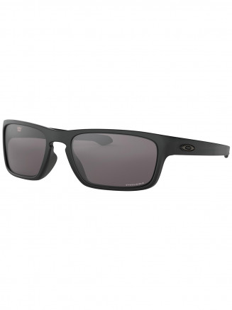 Mens / Womens Sliver Stealth Sunglasses Matte Black - Prizm Grey Lens