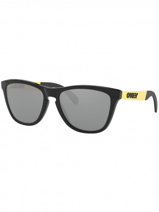 Mens / Womens Frogskins Mix Sunglasses Polished Black - Prizm Black Lens