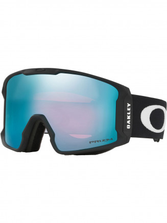 Mens Womens Line Miner Goggles Black
