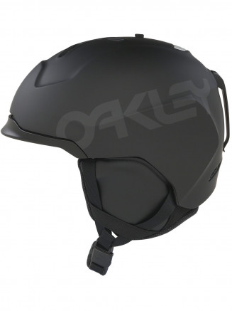 Mens Womens Mod3 Factory Pilot Helmet Black