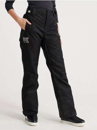 Womens Sd Ski Run Pant Black