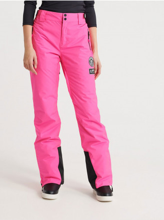 Womens Sd Ski Run Pant Pink