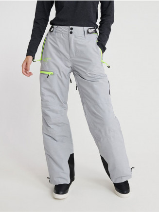 Womens Slalom Slice Ski Pant Mixed