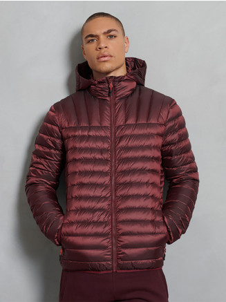 Mens Core Down Jacket Red