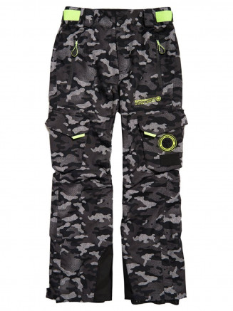 Mens Snow Pant Black