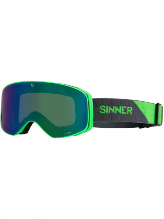 Mens Womens Olympia Goggle Green