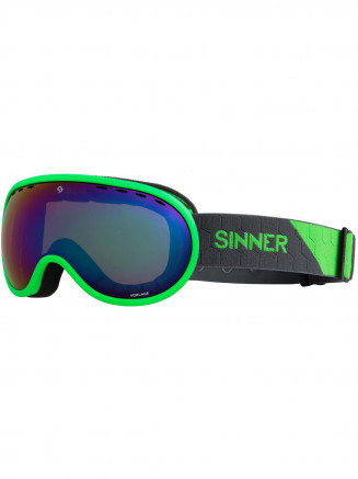 Mens Womens Vorlage Goggles Green