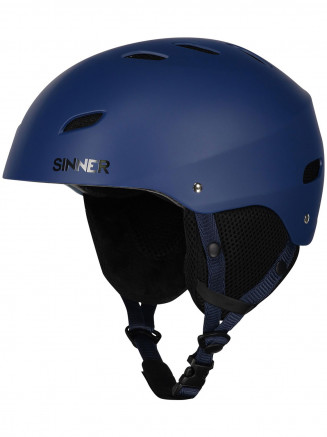 Mens Womens Bingham Helmet Blue