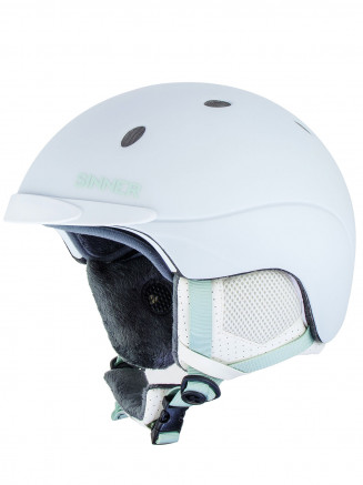 Mens Womens Titan Helmet White
