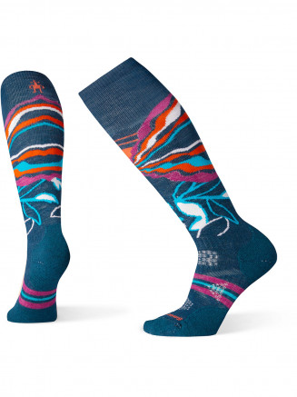 Womens Phd Ski Medium Pattern Turquoise