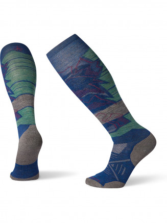 Mens & Womens Phd Ski Light Elite Pattern Blue