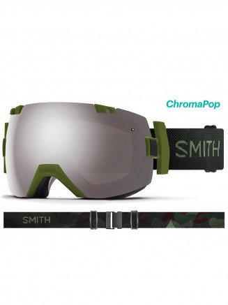 Mens I/ox Goggles Green