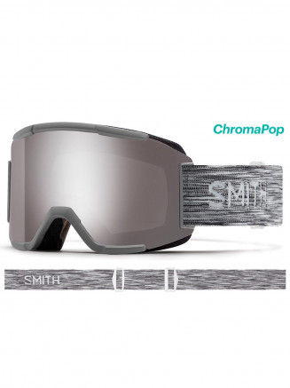 Mens Squad Goggles Grey
