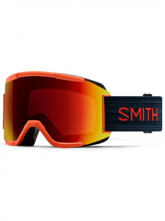Mens Squad Goggles Red
