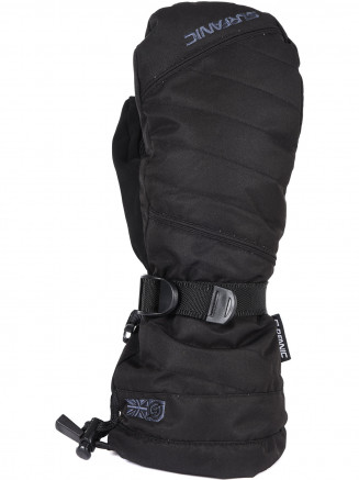 Mens Grasp Surftex Mitt Black