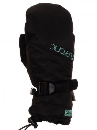 Womens Paw Surftex Mitt Black