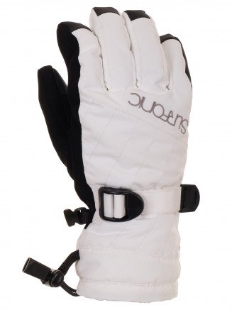 Womens Feeler Surftex Glove White