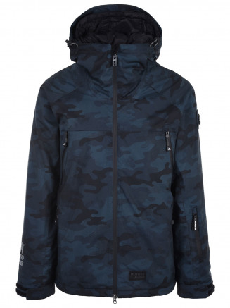 Mens Chaos Hypadri Ski Jacket Black