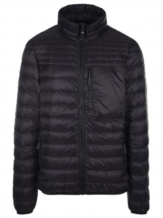 Mens Ash Down Jacket Black