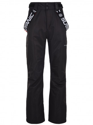 Mens Comrade Surftex Ski Pant Black