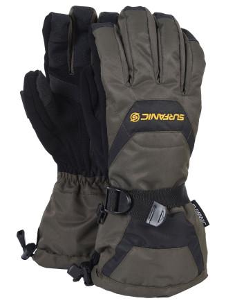 Mens Force Surftex Glove Green