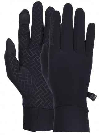 Mens Womens Glove Liner Black