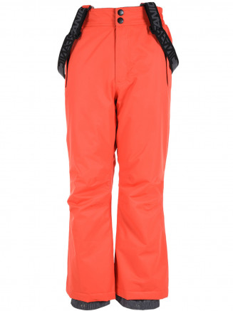 Boys Echo Surftex Ski Pant Orange