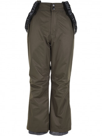 Boys Echo Surftex Ski Pant Green