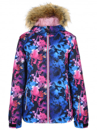Girls Dash Surftex Jacket Mixed