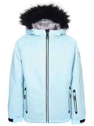 Girls Dash Surftex Jacket Blue