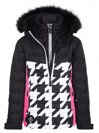 Girls Disco Surftex Jacket Multi