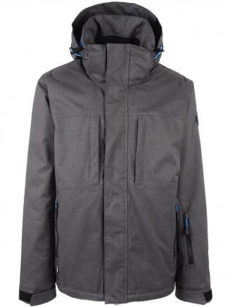 Mens Ryder Surftex Jacket Grey