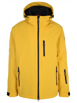 Mens Apex Hypadri Jacket Yellow