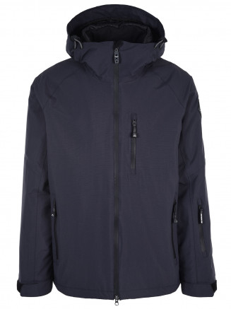 Mens Apex Hypadri Jacket Blue