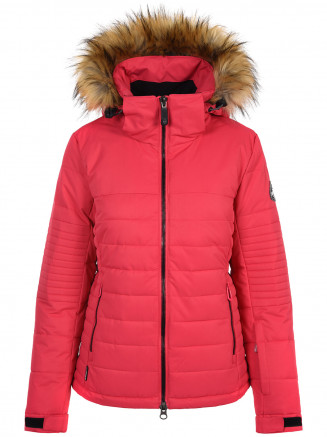 Womens Poppy Surftex Jacket Pink