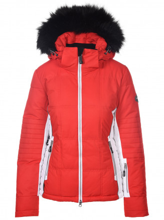 Womens Zeta Surftex Jacket Red